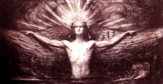 the myth of satan in religion In the monotheistic western religions, the devil is viewed as a fallen angel who in   of pride, satan has as his main adversary in christian thought, legend, and.
